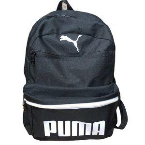 NWOT Puma Black Small Backpack